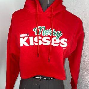 F21 Hershey kisses hoodie size medium